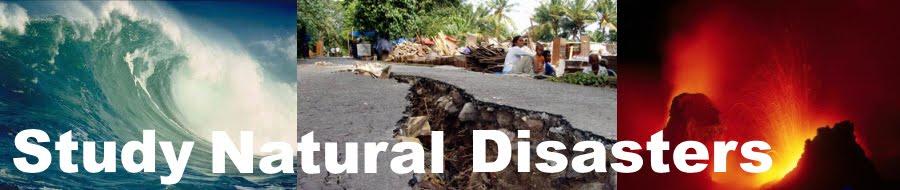 Study Natural Disasters