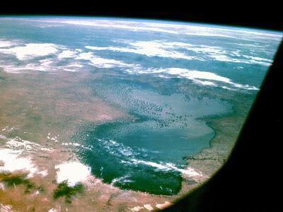 O deserto do Saara já abrigou o maior lago de água doce do mundo