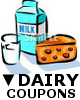 dairy coupons