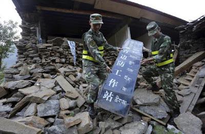 Al menos 6 muertos en terremoto de 6,5 grados en China