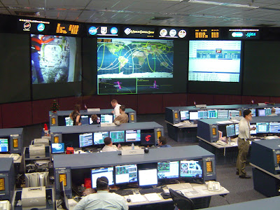 Houston Mission Control 2005