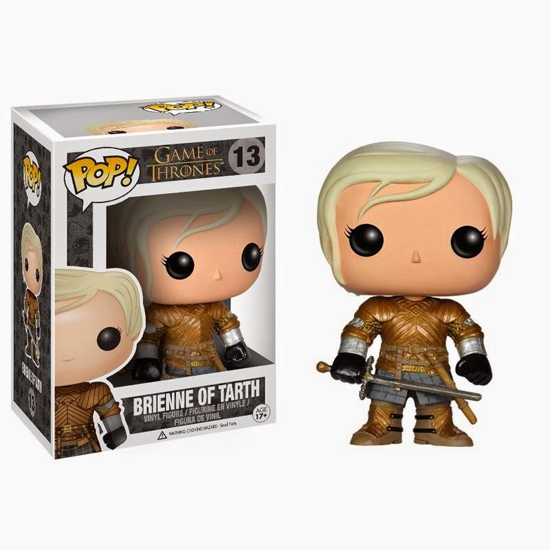 Funko Pop! Brienne de Tarth