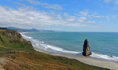 Beach at Cape Blanco