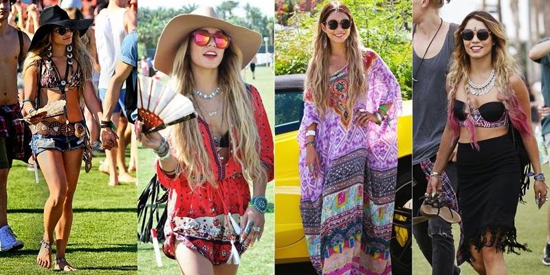 Coachella 2014 Vanessa Hudgens