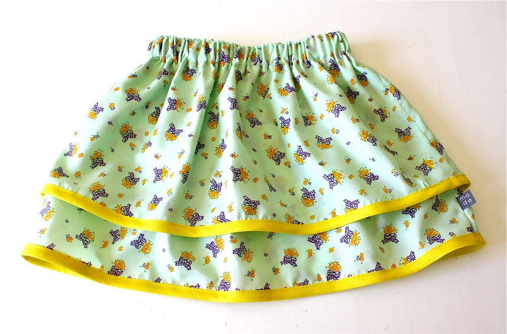 Как сшить юбку для девочки 12 лет своими руками