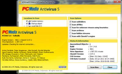 PCMAV 5.4