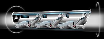 Corea del Sur desarrollará un tren tubo  a 1.200 km/h