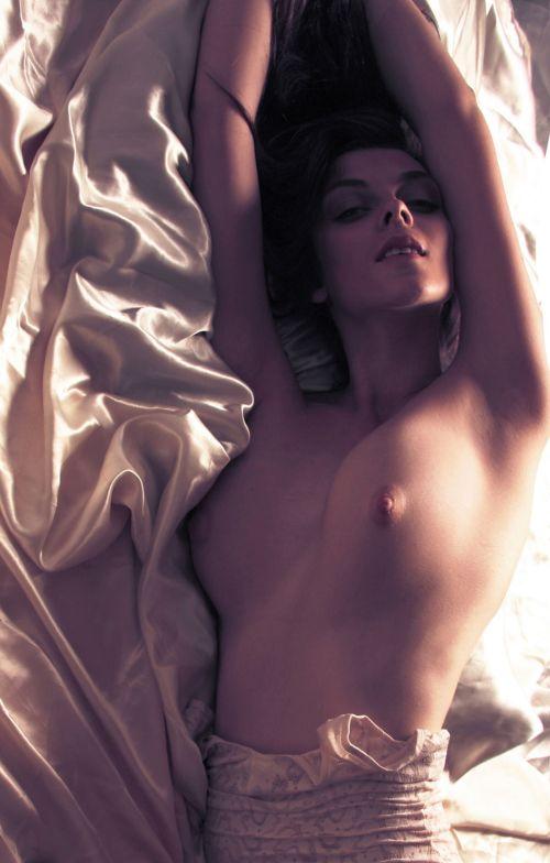 linda modelo Magdalena Jankowska by Jacek Zajac (NSFW)