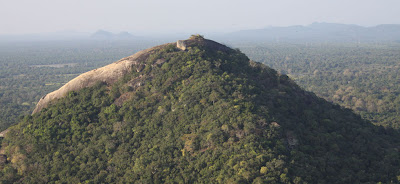 Sigiri Pidurangala Raja Maha Viharaya, rock summit, magical Sigiriya, ancient forest monastery, Sri Lanka heritage, temple