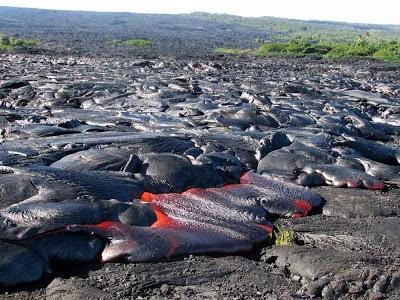 Lavas do Kilauea