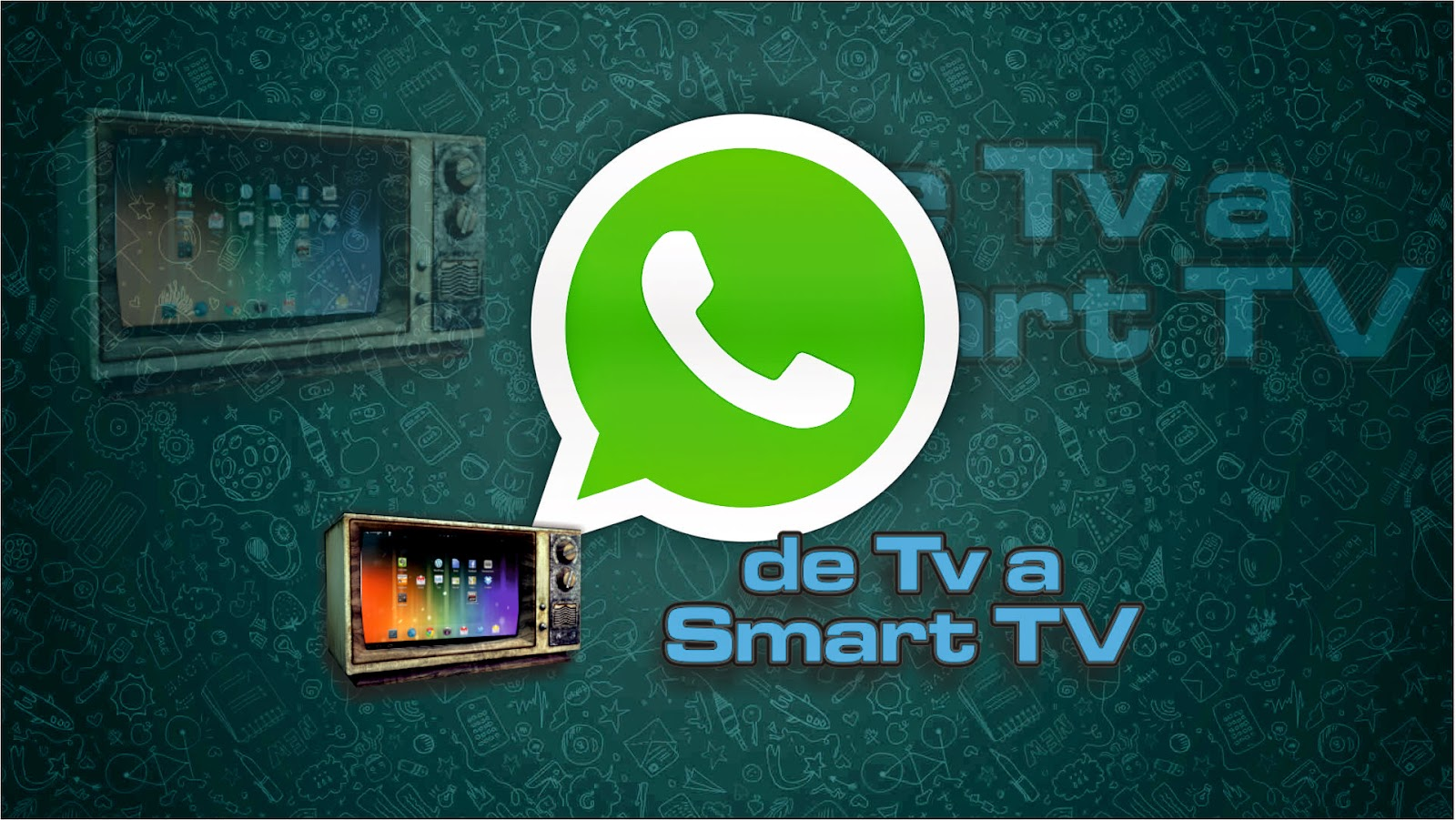 WhatsApp 2.12.62 De TV a SmartTV