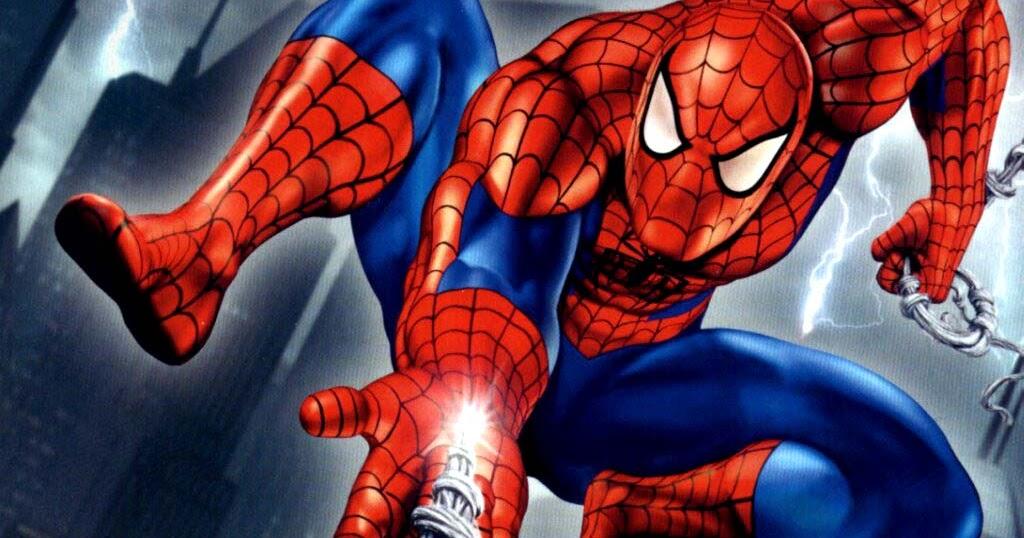 Spiderman cute - photo#23