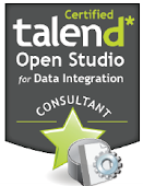 Certified Talend Open Studio for Data Integration Consultant