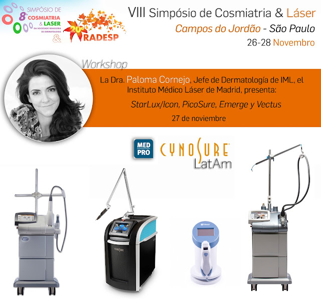 Sara-Abilleira-cynosure-y-dra-paloma-cornejo-presentan-picosure-en-el-8-simposio-cosmiatria-e-laser-sao-paulo