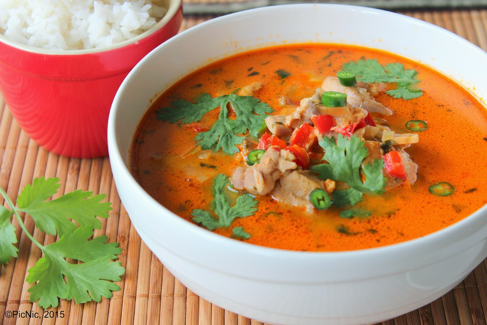 picnic thai red curry
