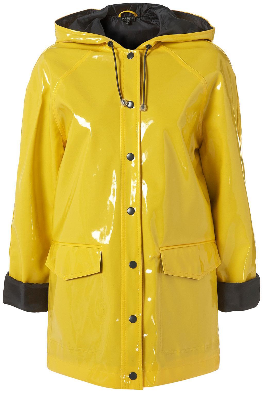 PVC Raincoat: Coats Jackets