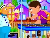 Dondurmacı işletme Oyunu
