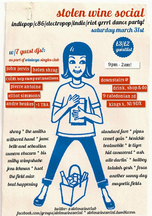 Contoh Flyer dan Brosur Bazaar