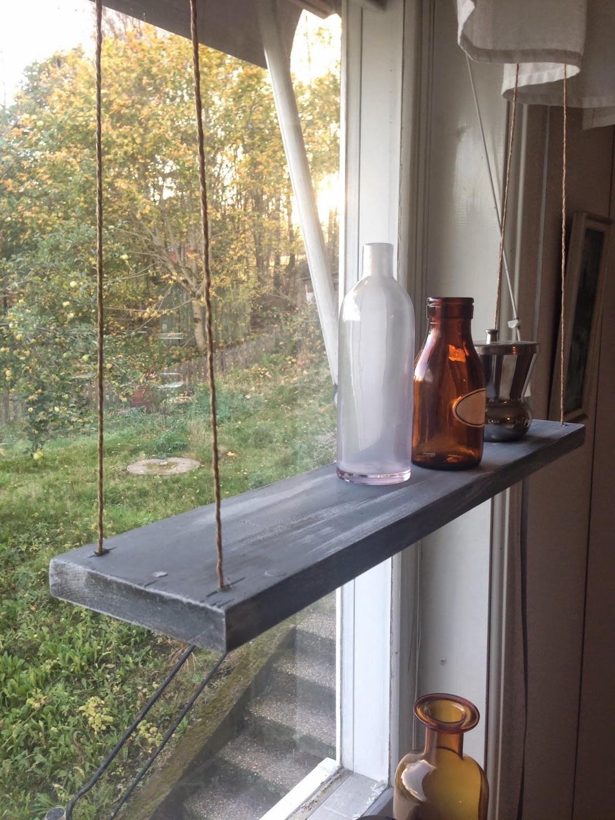 fönsterhyllor