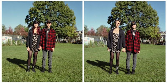 Couples Exchanged Their Entire Outfits