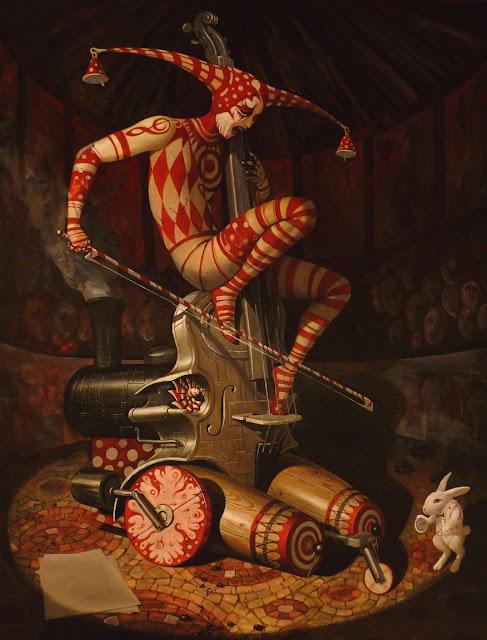 traditional art,painting,Adrian Borda