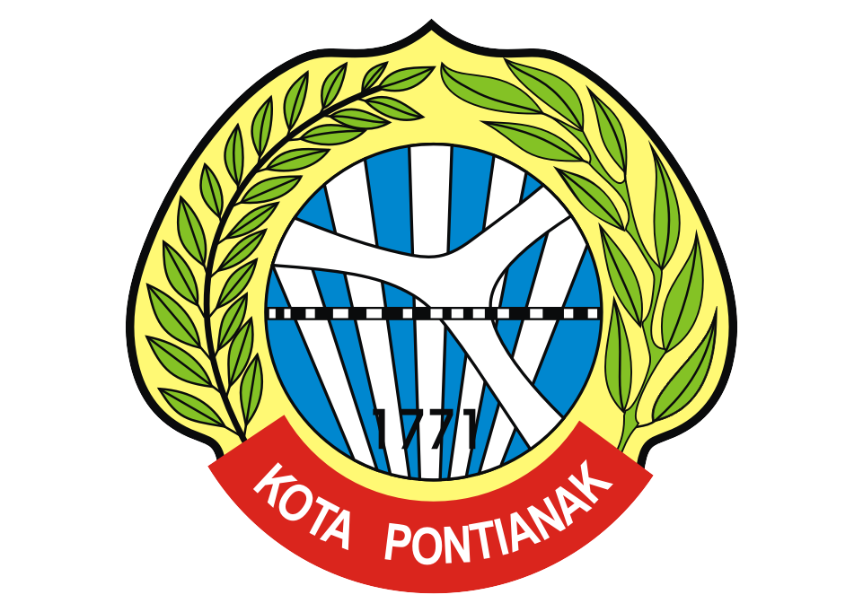 Logo Kota Pontianak Vector download