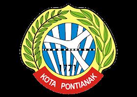 Kota Pontianak Logo Vector download free