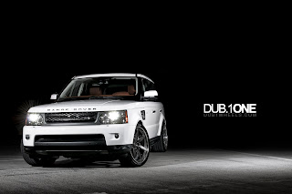 Range Rover DUB1Wheels HD Wallpaper