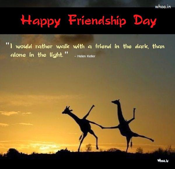 happy friendship day images and quotes