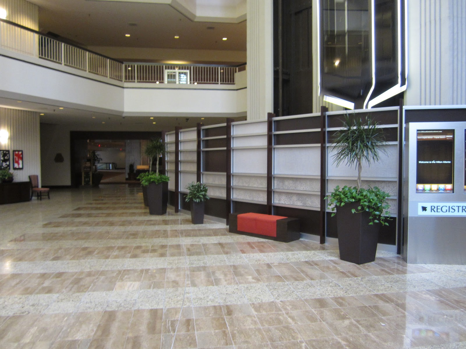 Hotel Review: Hilton Atlanta Peachtree