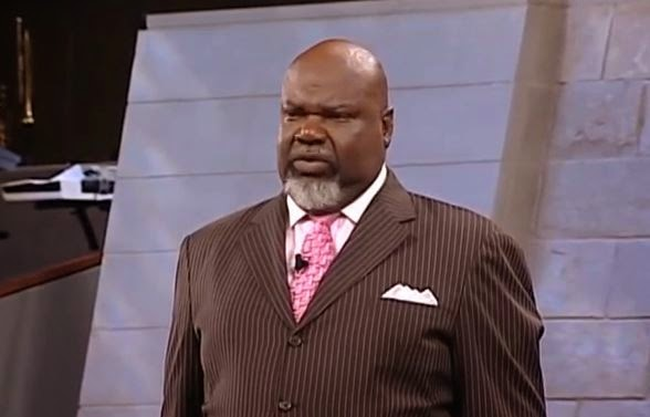 Fight for the family bishop t d jakes