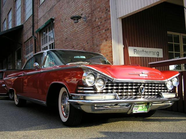ビュイック・インヴィクタ | Buick Invicta '59-63