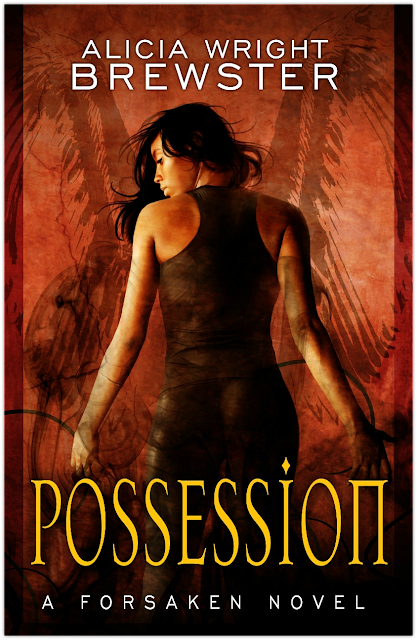 Cover Reveal: Possession by Alicia Wright Brewster