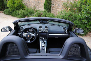 Porsche Boxster S (2012) 3.4 315 ch Latest Wallpapers