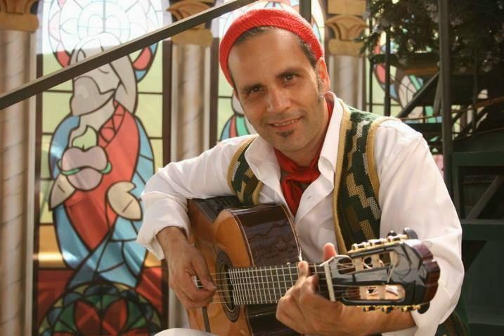 Marcello Caminha - músico