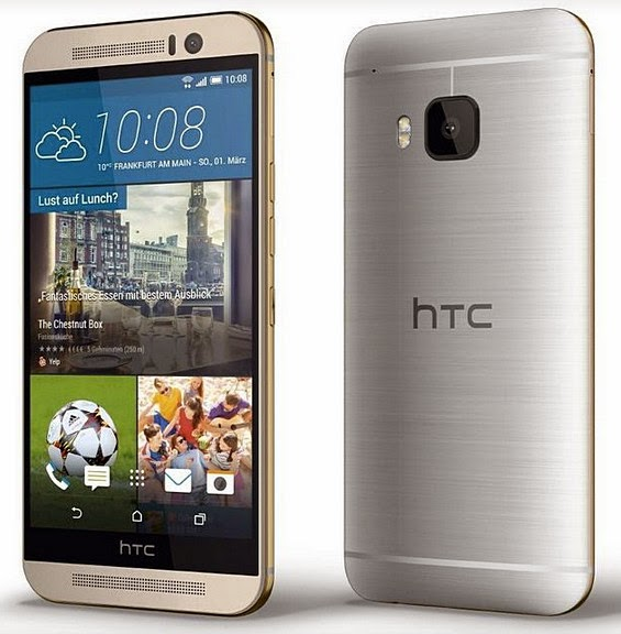 HTC One M9 Price, Specs, and Official Press Photos, Leaked ...