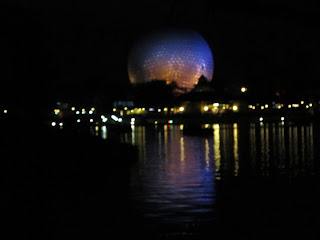 Disney Epcot Geodesic Sphere