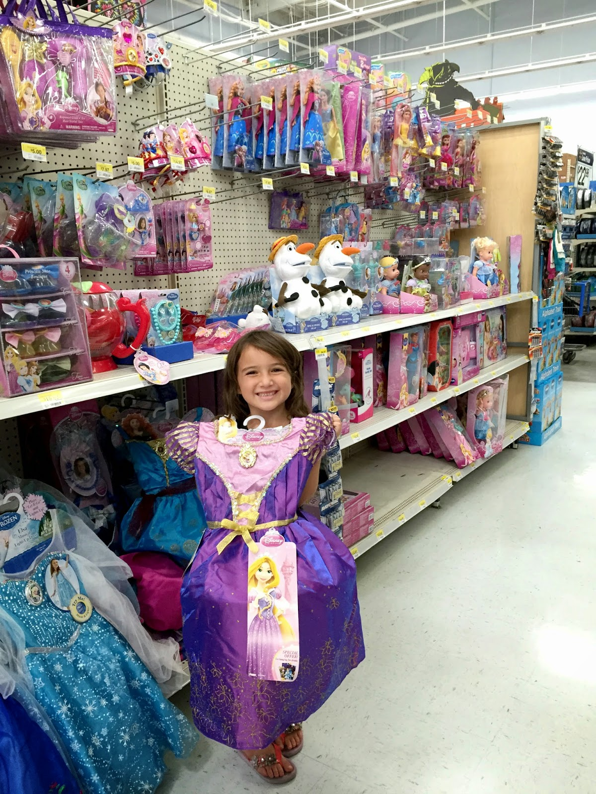 Walmart princess section #DisneyBeauties #shop