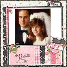 Happy 36th Anniversary! April 3, 1982