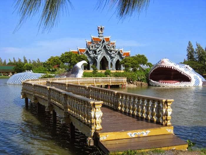 Ancient Siam — Mueang Boran Park