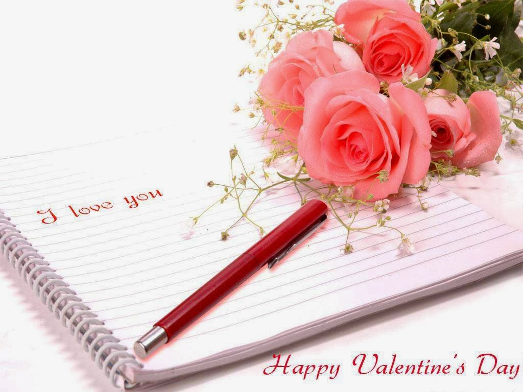 Happy Valentines Day 2014 Greetings Cards Ideas HD Wallpaper