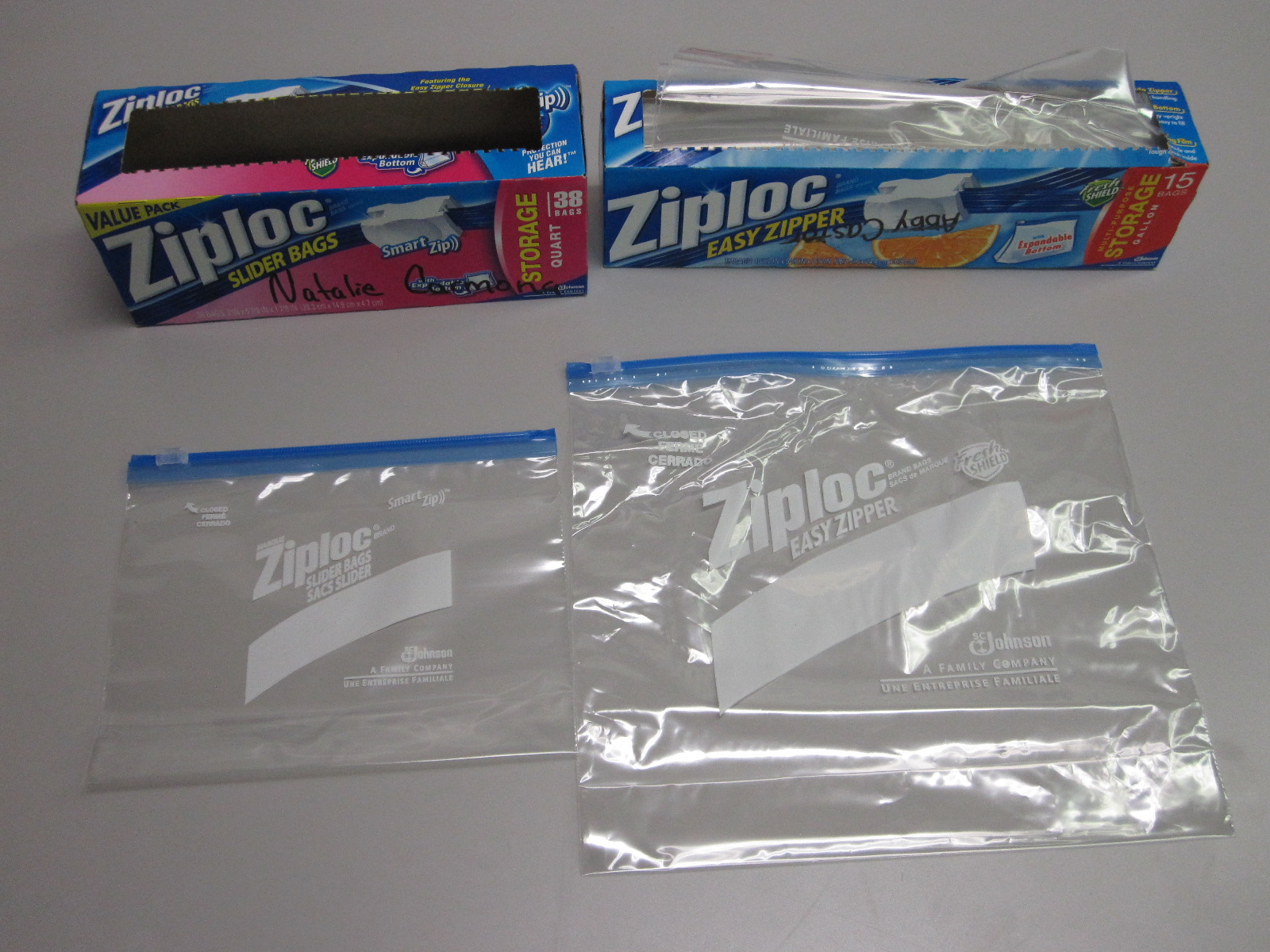 1 quart ziploc bag dimensions pictures to pin on