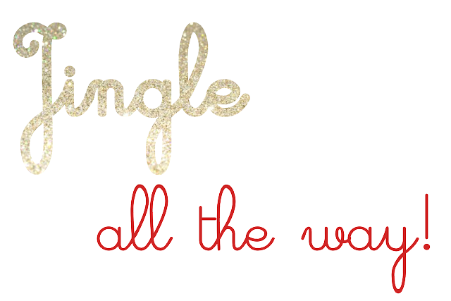 Free Christmas Desktop Wallpaper {Jingle all the way!} | It's Always Ruetten