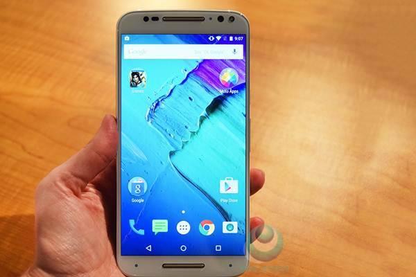 Spesification and price Motorola Moto X Style