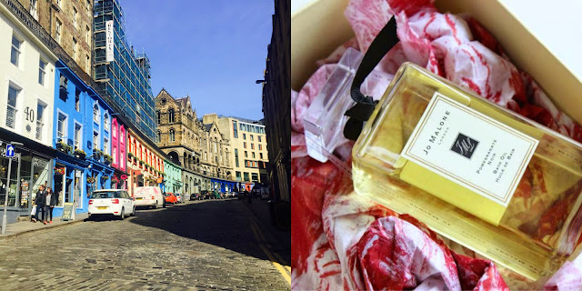 Beauty Destination Guide Edinburgh