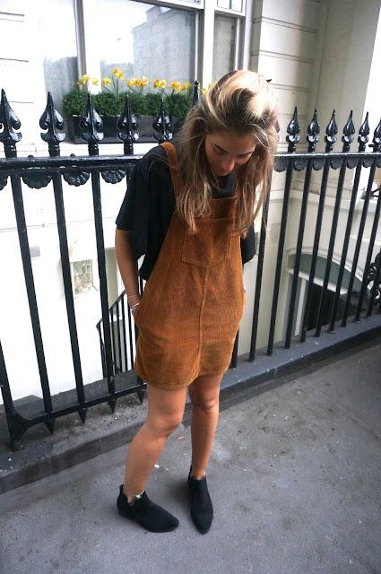 Chloeschlothes - salopette robe