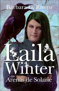 Laila Winter y las arenas de Solarïe Bárbara G. Rivero