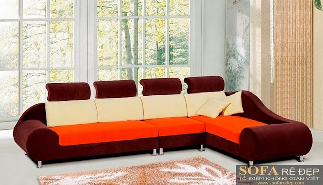 Sofa vải G066