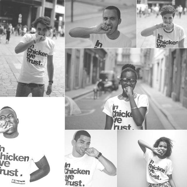 Bledardise - In Chicken We Trust