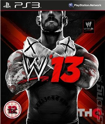 free download THQ WWE 2013 game for pc